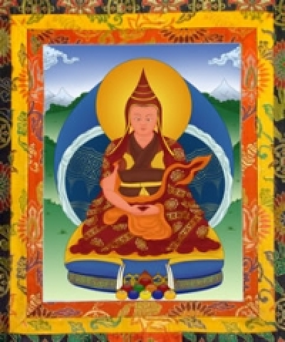The Eighth Throne Holder  The Third Karma Kuchen Rinpoche  Orgyen Do-Ngag Chokyi Nyima