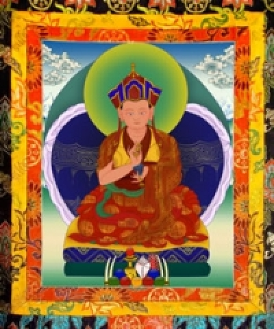 The Sixth Throne Holder  The Second Karma Kuchen Rinpoche  Gyurmed Ngedon Tenzin Palzangpo