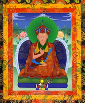The Third Throne Holder - The First Drubwang Pedma Norbu Rinpoche