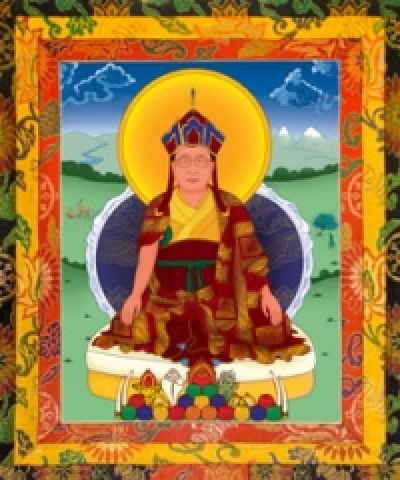 The Eleventh Throne Holder  The Third Drubwang Pedma Norbu Rinpoche  Thubten Leshed Chokyi Drayang  Also Known As  Do-Ngag Shedrub Tenzin Chog-Lei Namgyal