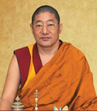 The Short Biography of Khenpo Khentse Norbu Rinpoche