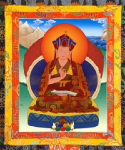 The Ninth Throne Holder  The Second Drubwang Pedma Norbu Rinpoche  Pedma Kunzang Tenzin Norbu