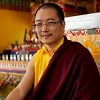 The short Biography of H.H. Karma Kuchen Rinpoche
